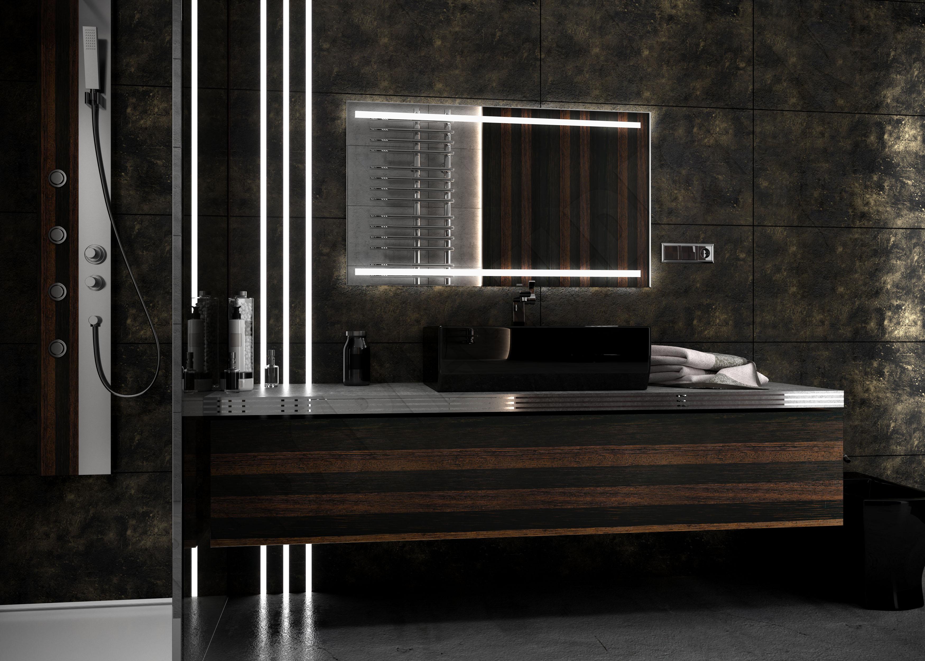 Neu Design Empower 120 70 Ledspiegel Badspiegel